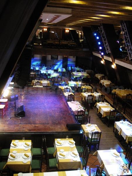Restaurante Tablao Flamenco Cantares - © Cucharete.com