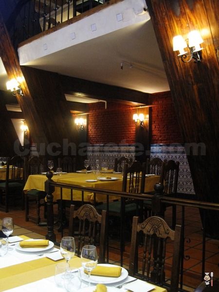 Restaurante Tablao Flamenco Cantares - © Cucharete.com