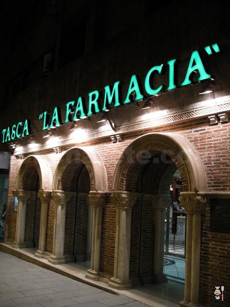Tasca La Farmacia - © Cucharete.com