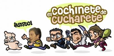 Fernando Tellado asiste al Cochinete de Cucharete