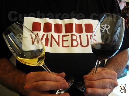 Cucharete se sube al Winebus! Espectacular Campeonato Mundial de Combate Medieval